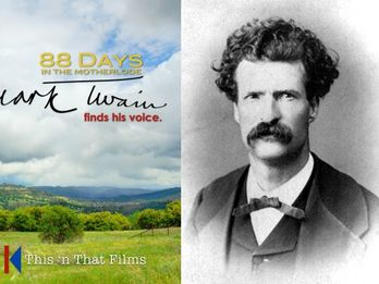 """88 Days"" Shines a light on Mark Twain in the Motherlode"