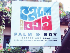 Palm & Boy Coffee