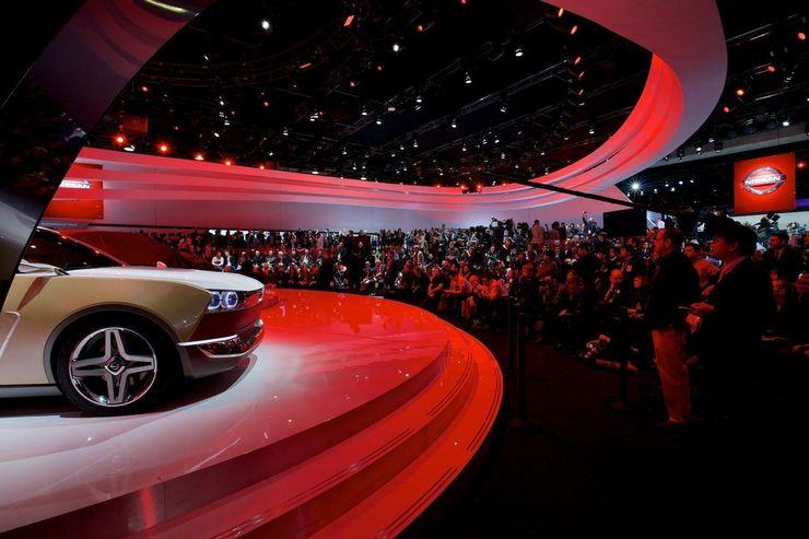 Image 1 for Nissan at NAIAS