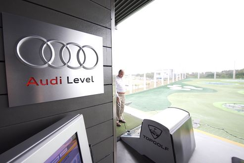 Image 4 for Season of Audi Topgolf Experience