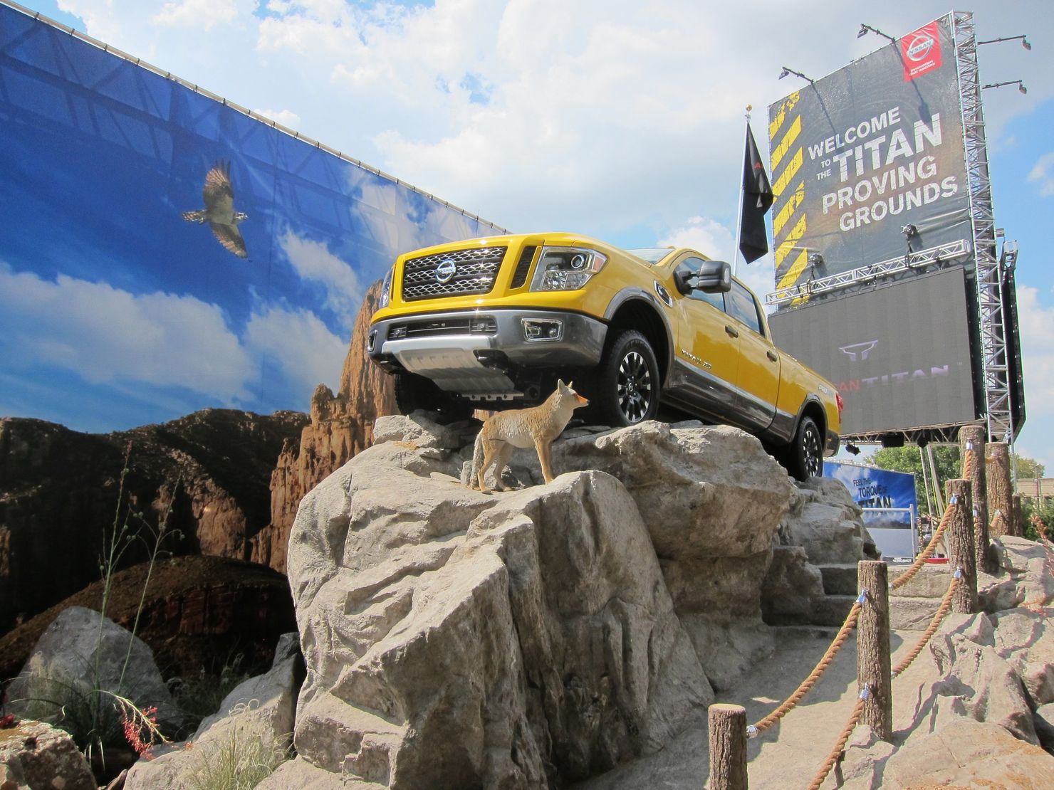 Image 6 for Nissan TITAN Wins Texas at the State Fair