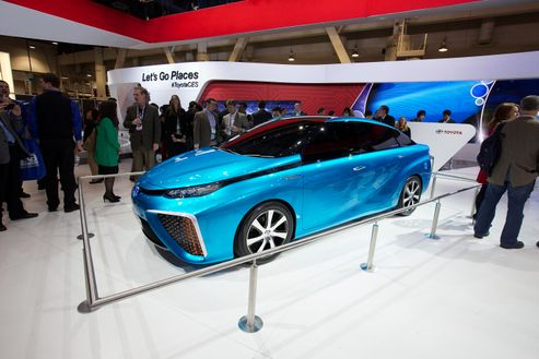 Image 4 for The Future of Mobility: Toyota at CES