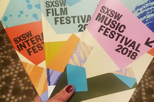 Image 1 for GPJ London challenge – a chance to attend SXSW 2018!