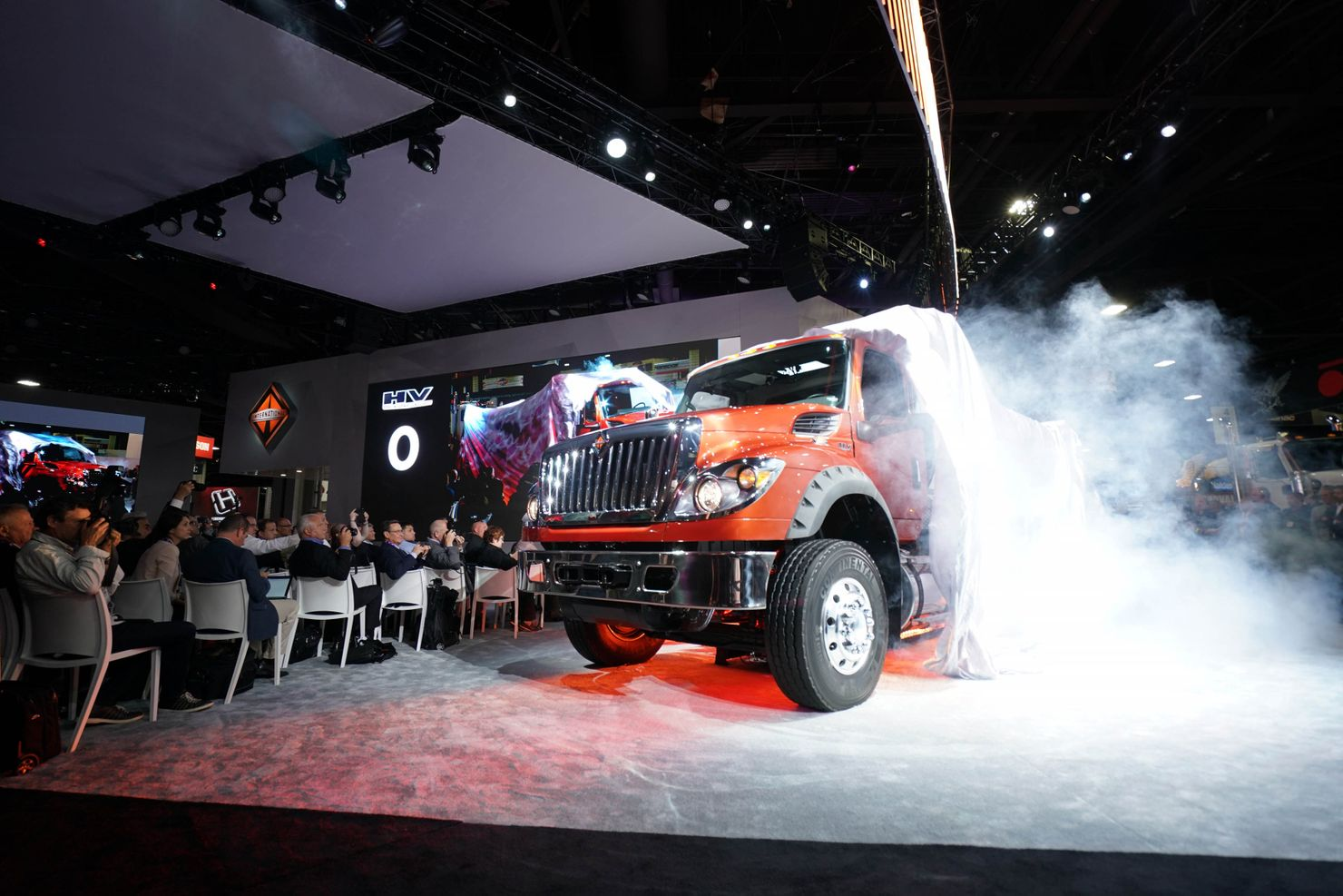 International Trucks Takes on the North American Commercial