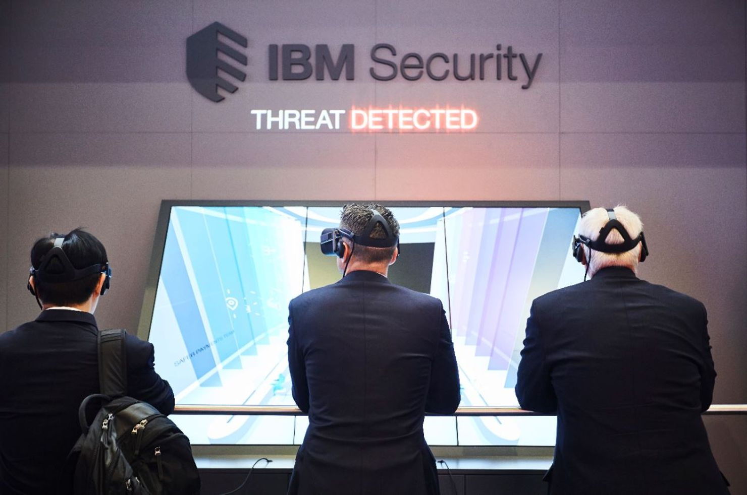 Image 1 for IBM Threat Detector at SIBOS