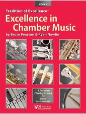 Excellence in Chamber Music Book 1 - Tuba