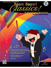 Boom Boom! Classics! For Boomwhackers