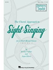 Choral Approach to Sight-Singing (Vol. I), The