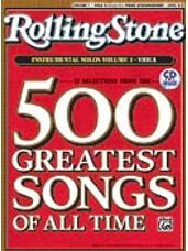 Rolling Stone Magazine's 500 Greatest Songs of All Time: Vol 1 (Viola Bk/CD)