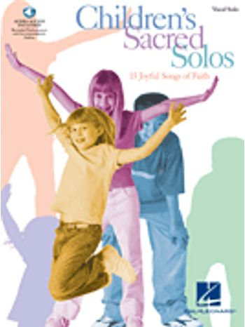 Children's Sacred Solos (Vocal Collection)