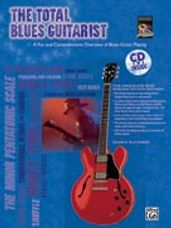 Total Blues Guitarist, The (Book and CD)
