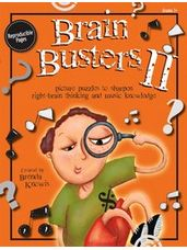 Brain Busters Book 2