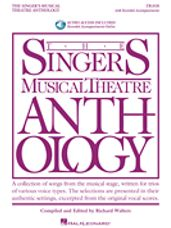 Singer's Musical Theatre Anthology, The: Trios - Book/Online Audio