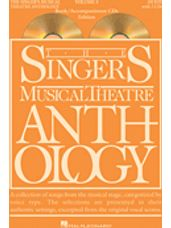 Singer's Musical Theatre Anthology Duets Vol 3 (Book & CD)