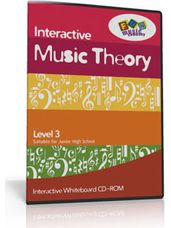 Interactive Music Theory, Level Three