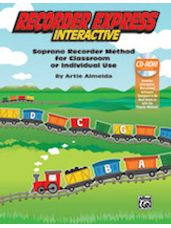 Recorder Express Interactive (CD-ROM)