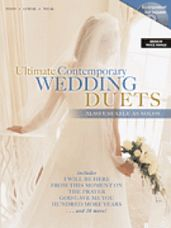 Ultimate Contemporary Wedding Duets - (Also Useable as Solos)