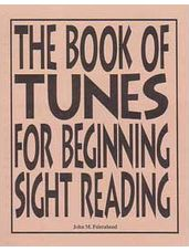 Book of Tunes For Beginning Sight Reading