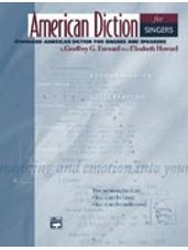American Diction for Singers((Bk/ 2CDs)