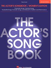 Actor's Songbook, The (Women's Edition)