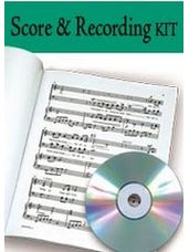 Advent of Hope, the Birth of Peace, The (Preview Book/CD)