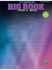 New Guitar TAB Big Book: '70s & '80s, The