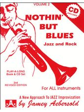 Nothin But Blues Vol 2 - for all instruments