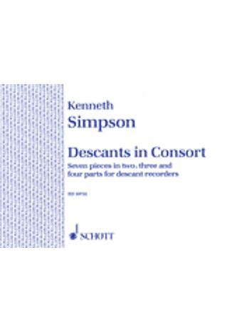 Descants in Consort