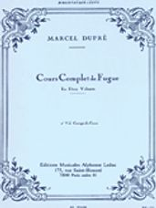 Complete Study of the Fugue - Volume 2