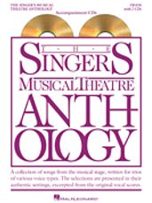 Singer's Musical Theatre Anthology - Trios