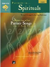 Partners in Spirituals (2pt) [Choir]