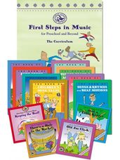 First Steps in Music: Preschool and Beyond - Basic Plus Package