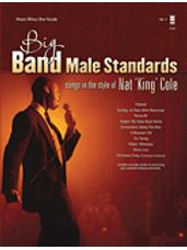 Big Band Male Standards - Volume 4 (Book and CD)