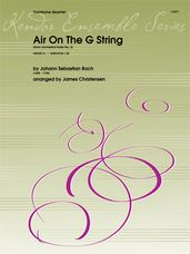 Air on the G String (from Orchestral Suite No. 3)