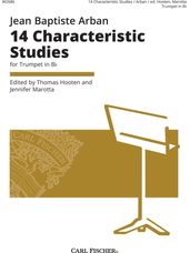 14 Characteristic Studies for Trumpet