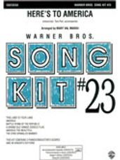 Here's To America - Song Kit #23