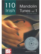 110 Irish Mandolin Tunes, Volume 1
