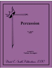 Battle Hymn (Percussion Large Ensemble)