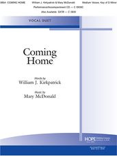 Coming Home (Key of D Minor)