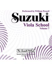 Suzuki Viola School CD, Volume 7