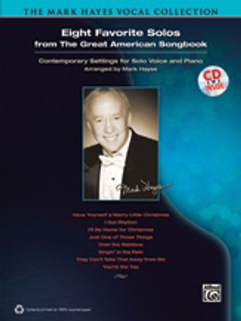 Eight Favorite Solos from the Great American Songbook (Book & CD)