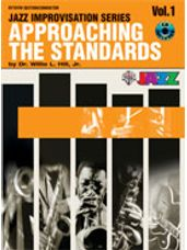 Approaching the Standards, Volume 1 [Rhythm Section / Conductor]