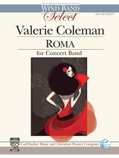 ROMA for Concert Band