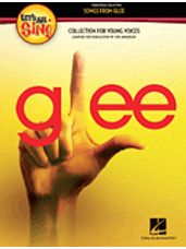 Lets All Sing...Songs from Glee