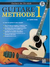 21st Century Guitar Method 1 (French Edition) [Guitar]