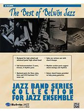Best of Belwin Jazz: Jazz Band Collection for Jazz Ensemble [Flute]