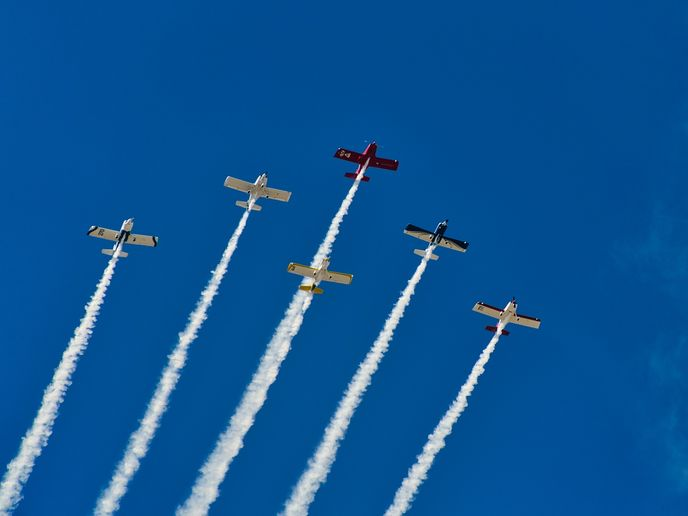40th Annual Wings Over Camarillo Air Show